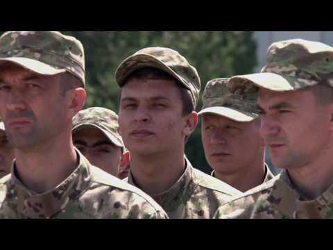 Поліція Луганщини: 130517_На Луганщині відзначили 3-ю річницю з Дня створення поліцейського батальйону «Луганськ-1»