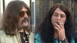 Deep Purple Mark 2 interview prior to the launch of Perfect Strangers