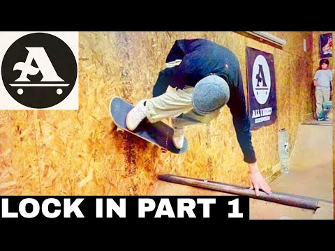 ALL I NEED SKATE LOCK IN AT SKATERS EDGE MARCH 2019 PART 1