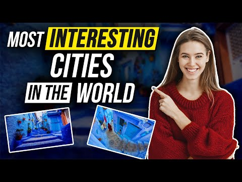 Top 10 Most Interesting Cities in the World To Visit In 2020 - BRAINSTORM VIDZ