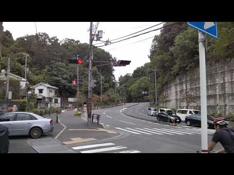 ~0:05🚥Square louver traffic lights in Kyoto Japan.# 388