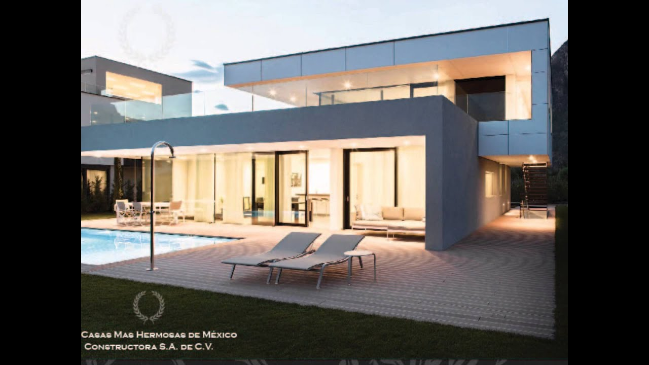 Las casas mas hermosas de mexico youtube - Fotos de casas preciosas ...