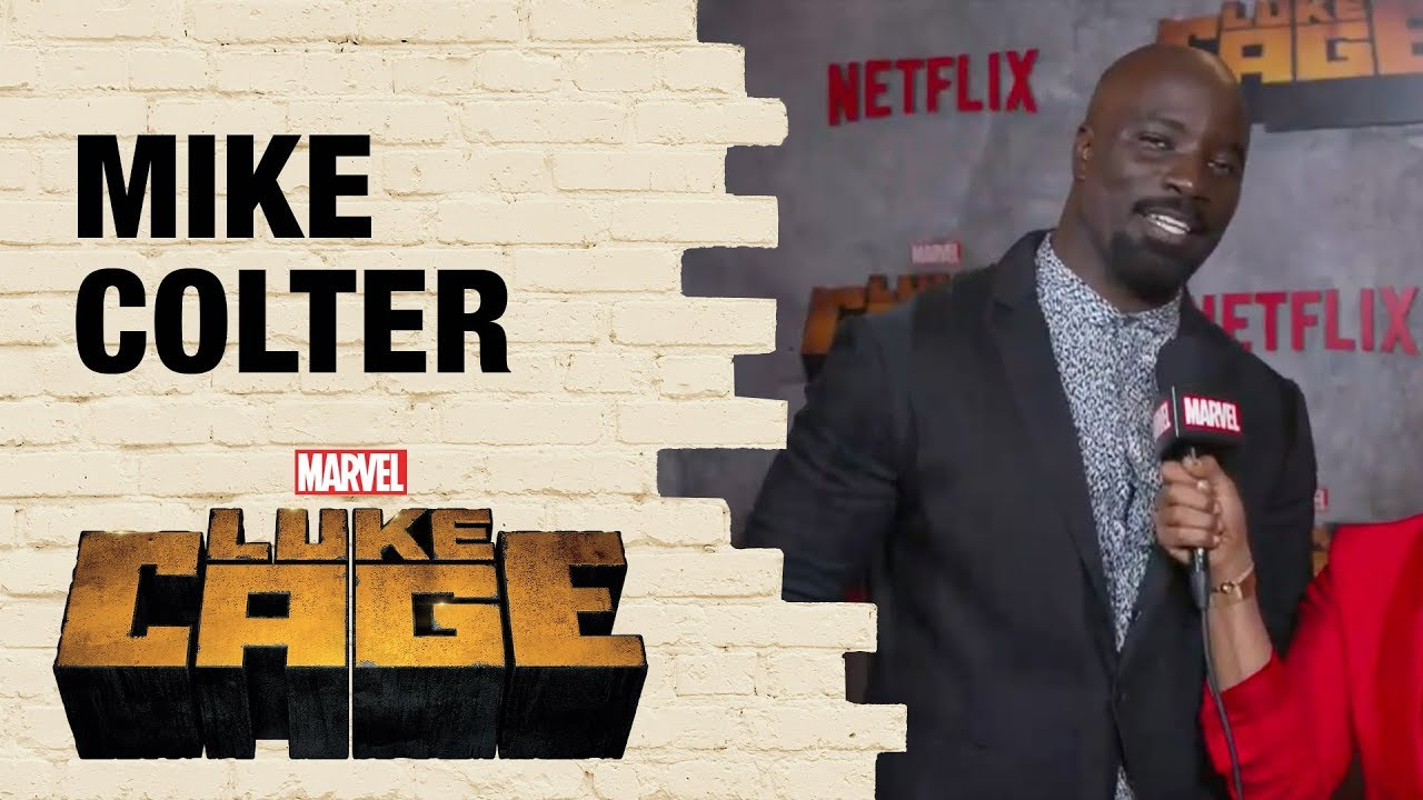 Marvel's Luke Cage Star Mike Colter on His Evolution as a Hero in Marvel's Luke Cage Season 2