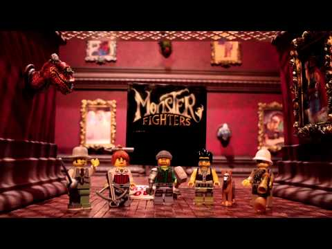"LEGO® Monster Fighters - Fan Creation: ""Monster Fighters Tryouts"""