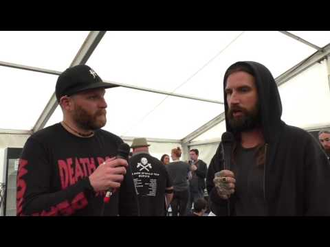 Every Time I Die Interview Download Festival 2017