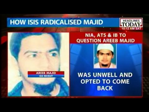 Indian ISIS recruit to be produced in NIA court today