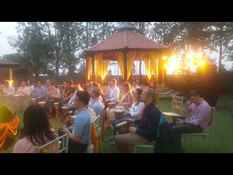 Drum events India: Pioneers in Drum circle