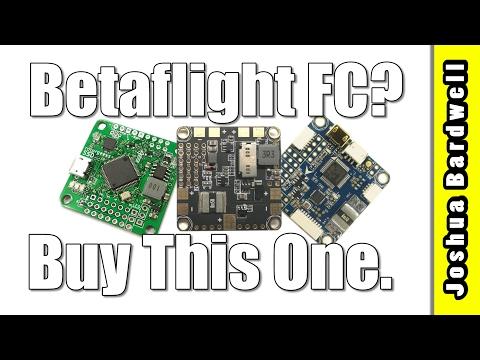 The Best Betaflight CleanFlight Flight Controller | BUY THIS ONE