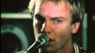 The Police live Born in the 50