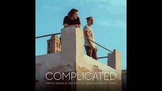 Dimitri Vegas & Like Mike vs David Guetta ft Kiiara - Complicated (Lyrics Video)