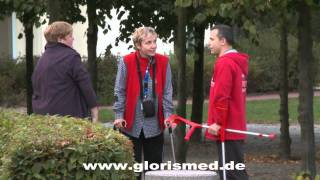 Замена тазобедренного сустава в Германии - 2. www.glorismed.de(Эндопротезирование тазобедренного сустава в Германии. Первая часть: http://youtu.be/IRdqz_R2TtQ Во второй части видеор..., 2010-11-17T01:28:18.000Z)