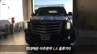 캘리포니아 주재원 캐딜락 에스컬레이드 Cadillac …