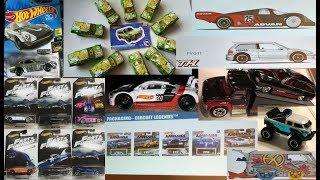 Hot Wheels NEWS - 2019 Super Treasure Hunt, Upcoming Cars, Zamac & More!