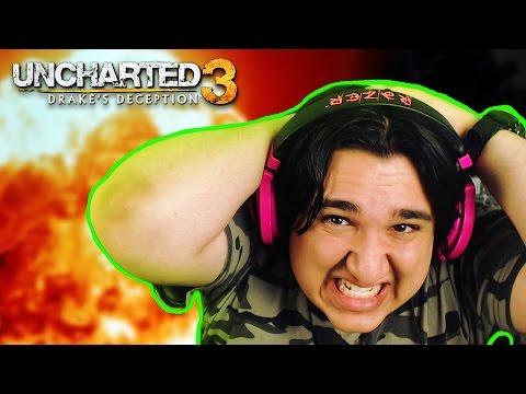 GADJAJU NAS BOMBAMA ! Uncharted 3: Drake's Deception Remastered - Part.5