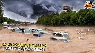 Download Banjir & Angin Puting Beliung Sapu Jawa Tengah, Ratusan Rumah Berantakan // Peristiwa Terbaru 2021