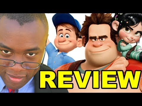 WRECK-IT RALPH MOVIE REVIEW (NO SPOILERS)