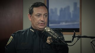 Chief Art Acevedo + Sheriff Ed Gonzalez