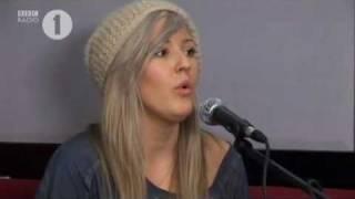 Ellie Goulding - Starry Eyed ( BBC Live Lounge 2010 )