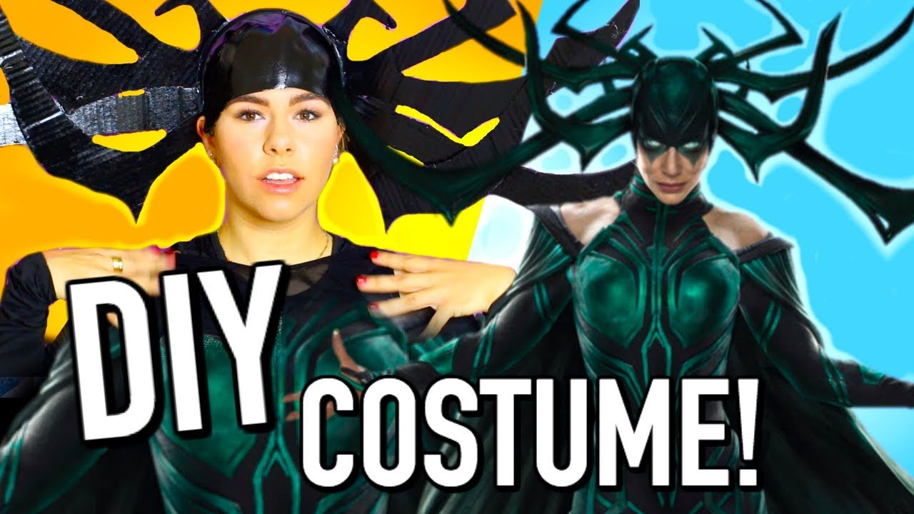 Diy halloween costumes 2017 marvel hela costume youtube diy halloween costumes 2017 marvel hela costume solutioingenieria Choice Image