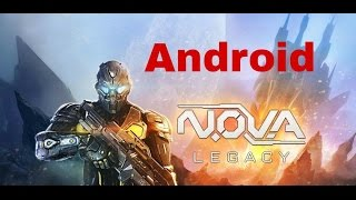 How To Download N.O.V.A Legacy On Android 100% Working