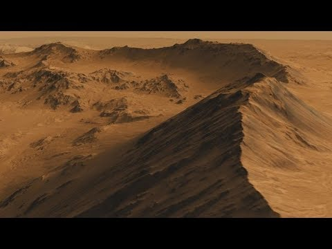 Mars, Extraordinary Last Images Released by NASA