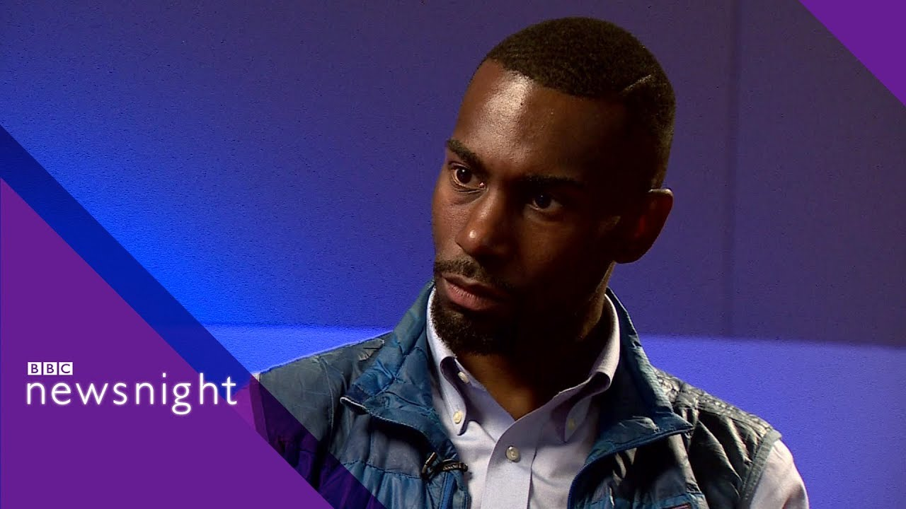 Black Lives Matter activist DeRay Mckesson on reparations for slavery - BBC Newsnight