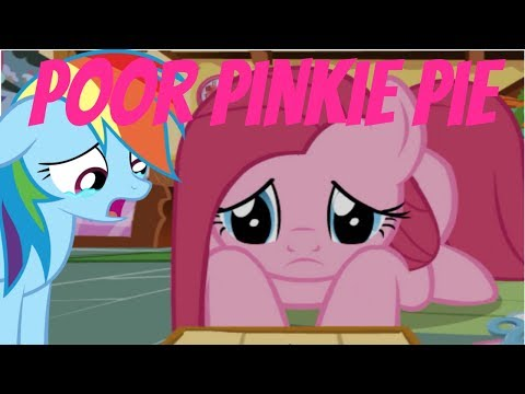 I Feel BAD For Pinkie Pie / Rainbow Dash Plays: Pink Tac Toe, Gameplay (HD)