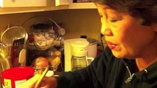 FOODIEO: Bicolano Laing with Taro Leaves & Coconut Milk