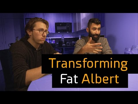 HOW TO TRANSFORM A FAT KID INTO A BEAST in 6 weeks