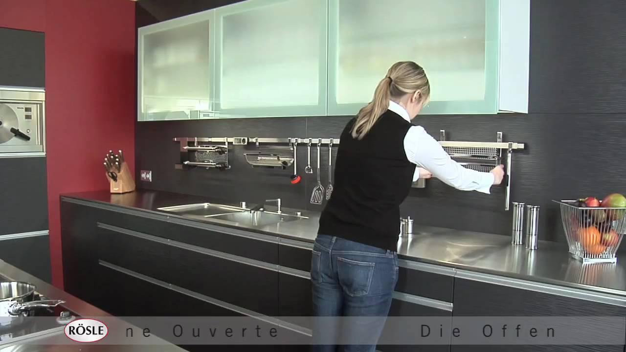 RÖSLE Produktfilm fene Küche