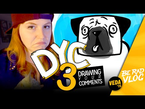 Drawing Your Comments 3 / VEDA 29