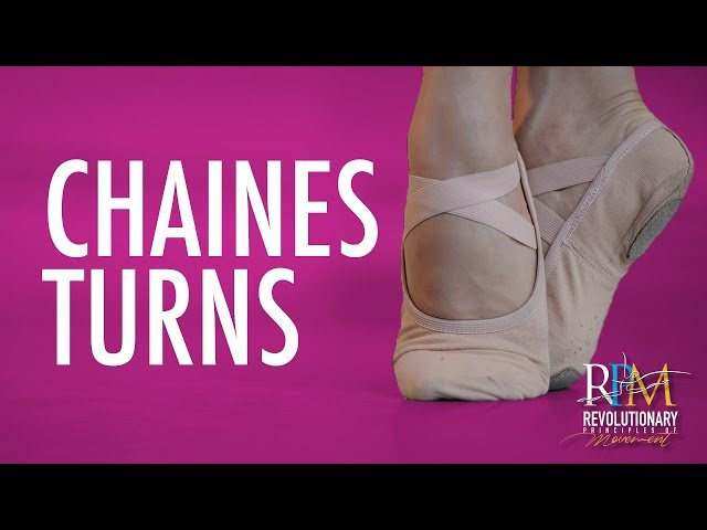 How to do Chaines Turns