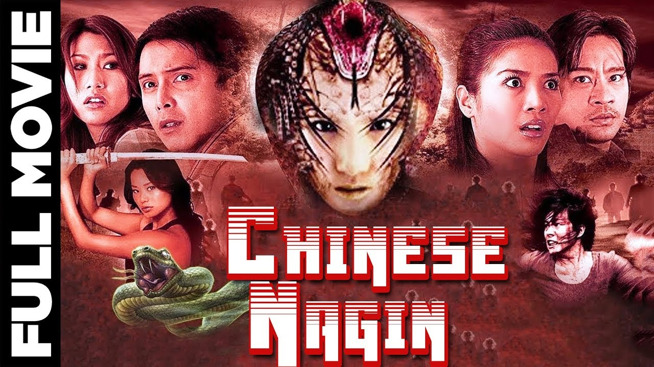 Chinese Nagin | चाइनीस नागिन | Fen shou zhi du | Hindi Dubbed Movie | Chinese Movie Dubbed In Hindi
