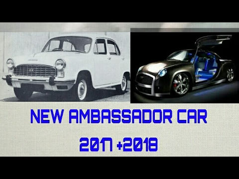 New ambassador car 2017 &2018 purchased by sanjay dutt