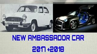 New ambassador car 2017 &2018 purchased by sanjay dutt