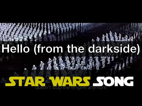 Thumbnail: Adele - Hello (from the dark side) [parody]