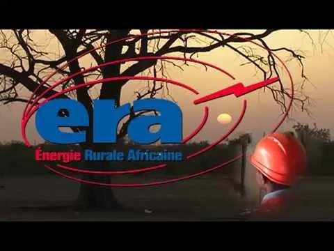 ENERGIE RURALE AFRICAINE, ERA SA SENEGAL: La lumière se lève à l'est