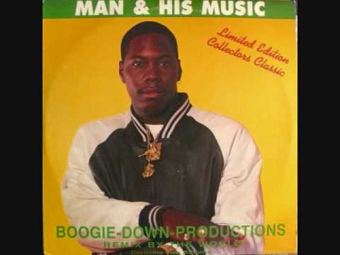 Boogie Down Productions - Doc Mix (Criminal Minded)