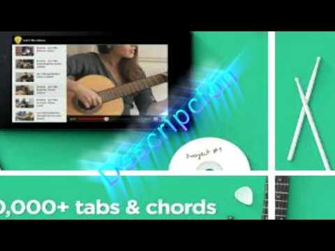 Ultimate Guitar Tabs & Chords APK Android (Catalogo de Acordes de ...