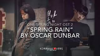 Spring rain by oscar dunbar look of life, the birds are out again i can feel a change upon wind color sky and sound coming dow...