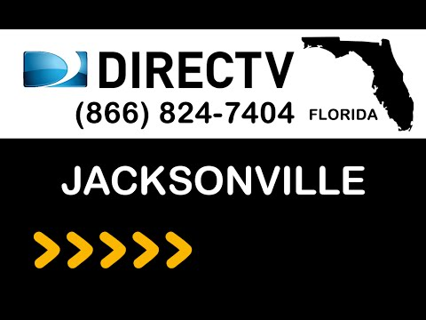 Jacksonville FL DIRECTV Satellite TV Florida packages deals and offers