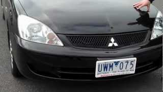 Live Video Review of the Mitsubishi Lancer 2007 Velocity Edition by Berwick Mitsubishi
