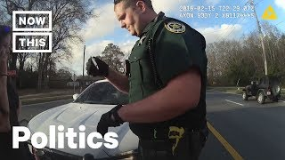 Bodycam Catches Cop Planting Drugs During Traffic Stops | NowThis