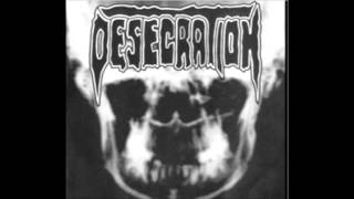 Watch Desecration Asphyxiate On Blood video