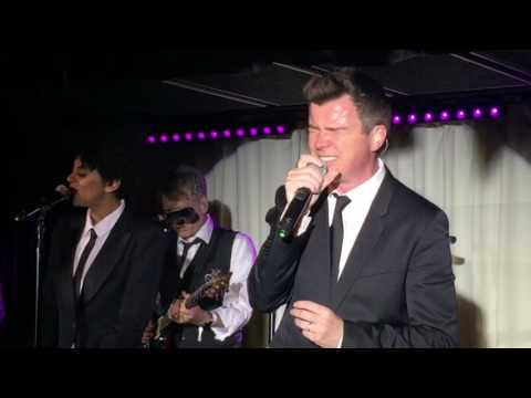 Rick Astley - Cry For Help (Live 2016)