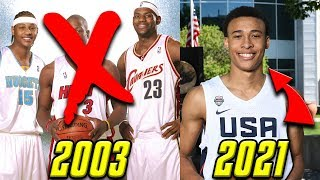 One Rule Change Could Create The Greatest NBA Draft Class OF ALL TIME