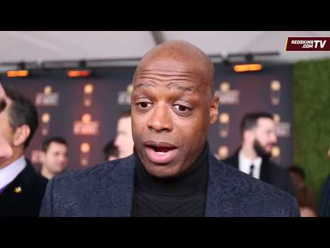 NFL Honors Red Carpet: Darrell Green