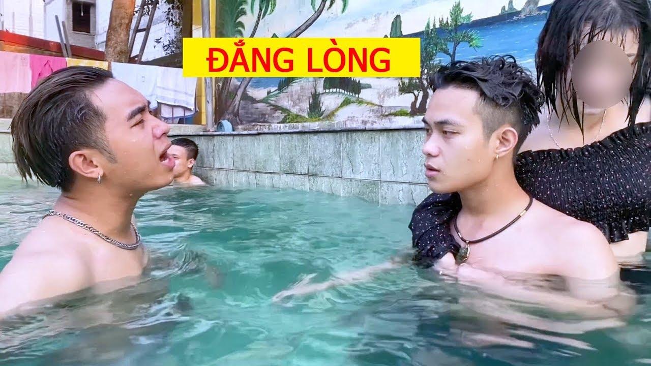 Thử Lòng Thiên Hạ Không Ngờ Chính Người Yêu Mình Còn Bơi Ngửa Cùng Thằng Khác