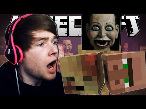 Minecraft | SO MANY JUMPSCARES!! | Doll Maker Custom Map