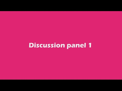 Thai :Surveying + Analyzing - Discussion panel 1